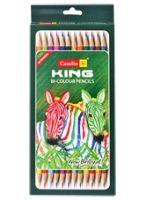 Camlin - King Bi-Colour Pencil
