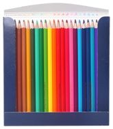 Camlin - Premium Colour Pencils 24 Shades of assorted colour pencils