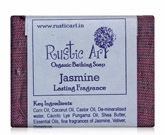 Rustic Art Organic Bathing Soap - Jasmine