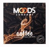 Moods Coffee Condom - Pack of 3