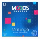 Moods Melange Condoms - Pack of 3