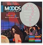 Moods Variety Condoms Pack