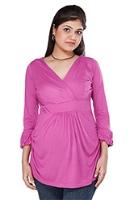 Morph Maternity Evening Top - Pink
