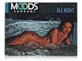 Moods All Night Condoms - Pack of 3