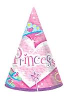 Wanna Party Princess Prismatic Hat - Set of 16