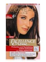L'Oreal Paris Excellence Creme Hair Color  - 43 Gold Caramel