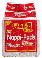 Buy Xtra Care Nappi Pads - 30 Pads