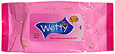 Xtra Care - Wetty Wet Wipes