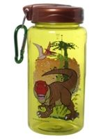 Wild Republic - Small Dino Water Bottle 450 ml, Stylish and durable water bottle