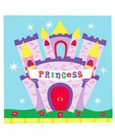 Castles & Princesses Luncheon Napkins