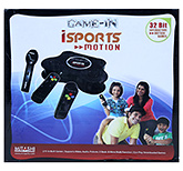 Mitashi Game In iSports Motion - Black