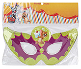 Tom And Jerry Paper Eye Mask Green - Pack Of 10