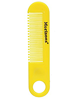 Morisons Baby Dreams - Baby Comb Yellow