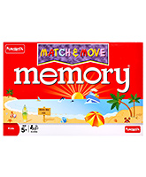 Funskool - Match & Move Memory - 5 Years+