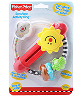 Fisher-Price - Sunshine Activity Ring