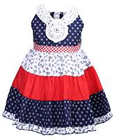 Babyhug Sleeveless Frock - Crochet Pattern