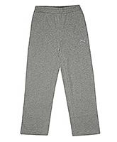 Puma Solid Color Lounge Pant - Grey
