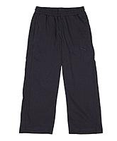 Puma Blue Solid Lounge Pants - Elasticated Waist