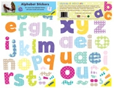 Fun To See - Alphabet Lower Case Sticker