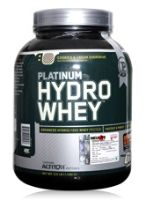 Optimum Nutritions Platinum Hydro Whey - Cookies & Cream Overdrive