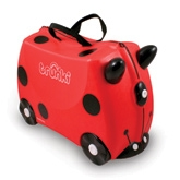 Trunki - Ride On Suitcase Harley