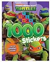 Parragon Book Teenage Mutant Ninja Turtles 1000 Stickers - English