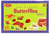 Buddyz - Cast & Paint Butterflies & More 5 Years+, Make Your Own Butterflies And Paint Them T...