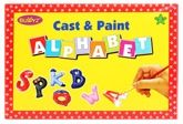 Buddyz - Cast & Paint Alphabet