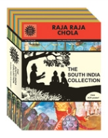 Amar Chitra Katha - The South India Collection
