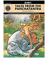 Amar Chitra Katha - Tales From The Panchatantra