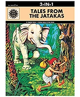Amar Chitra Katha - Tales From The Jatakas