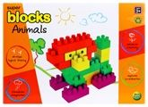 Buddyz Super Blocks Animals 