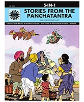 Amar Chitra Katha - Stories From The Panchatantra