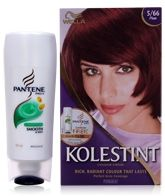 Hair Colour - Wella Kolestint Permanent Colour Creme - 5/66 Plum