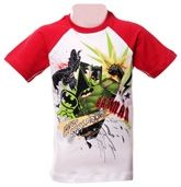 Batman - Half Sleeves T-Shirt