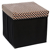 Fab N Funky Foldable Storage Box - Printed