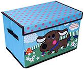 Fab N Funky Baby Storage Box - Printed