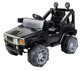 Marktech - Hulk Junior Jeep Dazzling Black