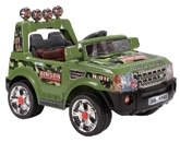 Marktech - Ranger Hulk Jeep Military Green