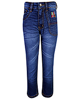 Babyhug Full Length Denim Jeans
