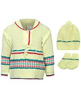 Babyhug Baby Winter Wear Set