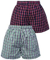 GIni & Jony Boxer Shorts - Pack Of 2