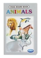 Vikas Board Book - Animals