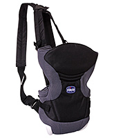 Buy Chicco Go Baby Carrier Black - Upto 9 kg