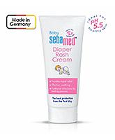 Buy Sebamed Baby Diaper Rash Cream 100 ml