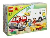 Lego - Duplo Carvan 2 - 5 Years, Fine motor skills, Shapes and colors, S...