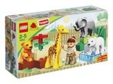 Lego - Baby Zoo 2 - 5 Years, Learn all about animals!