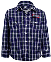 Gini & Jony Full Sleeves Reversible Shirt