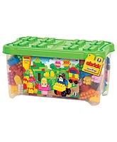 Ecoiffier Abrick Toy Chest - 300 Pieces
