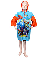 Finding Nimo Colourful Rainwear